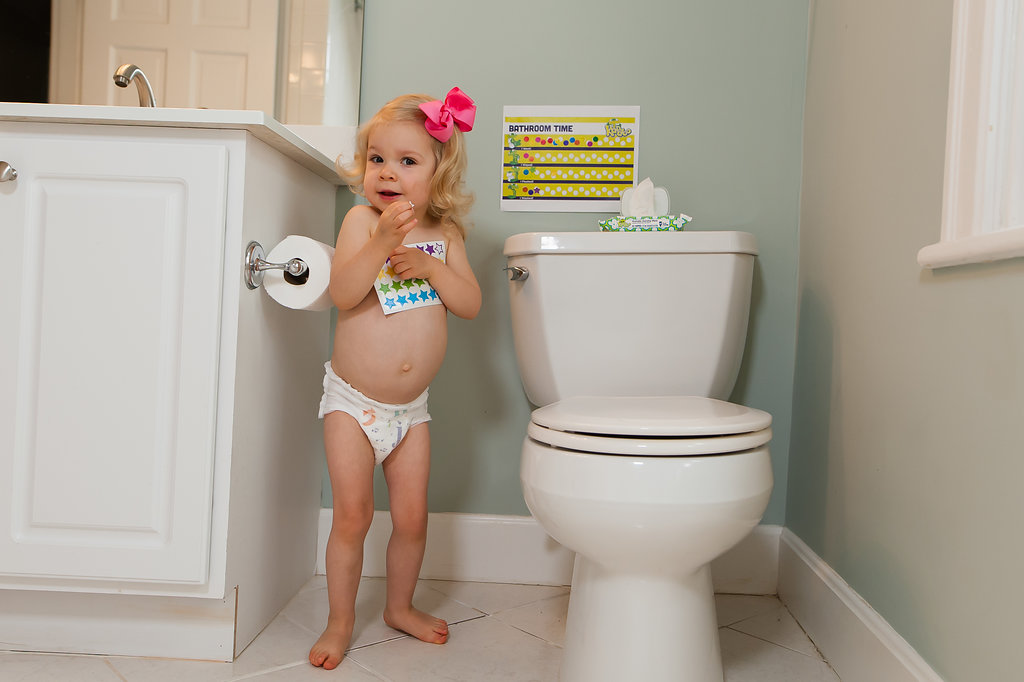 No matter how simplistic or elaborate your potty training philosophy, implementing a potty training chart is an absolute must. Whether you're looking for a free printable, a creative DIY, something to send with your child to daycare, or the perfect accompaniment to Dora panties, we have you covered. There are enough homemade ideas right here to get you started, plus our super simple free printable too. Paired with rewards, potty training charts offer encouragement and incentive to both the parent and the child.