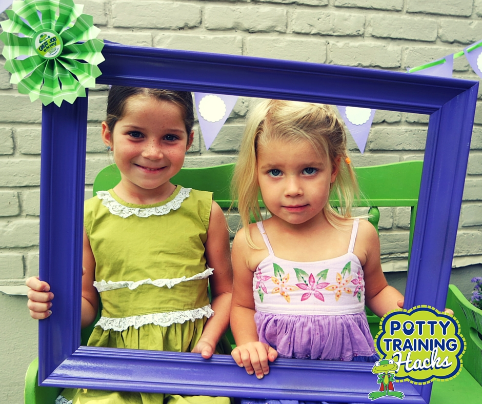 A potty training party is a great way to kick off your potty training journey or celebrate your potty training success. Gather some potty training friends together and celebrate using the potty together.