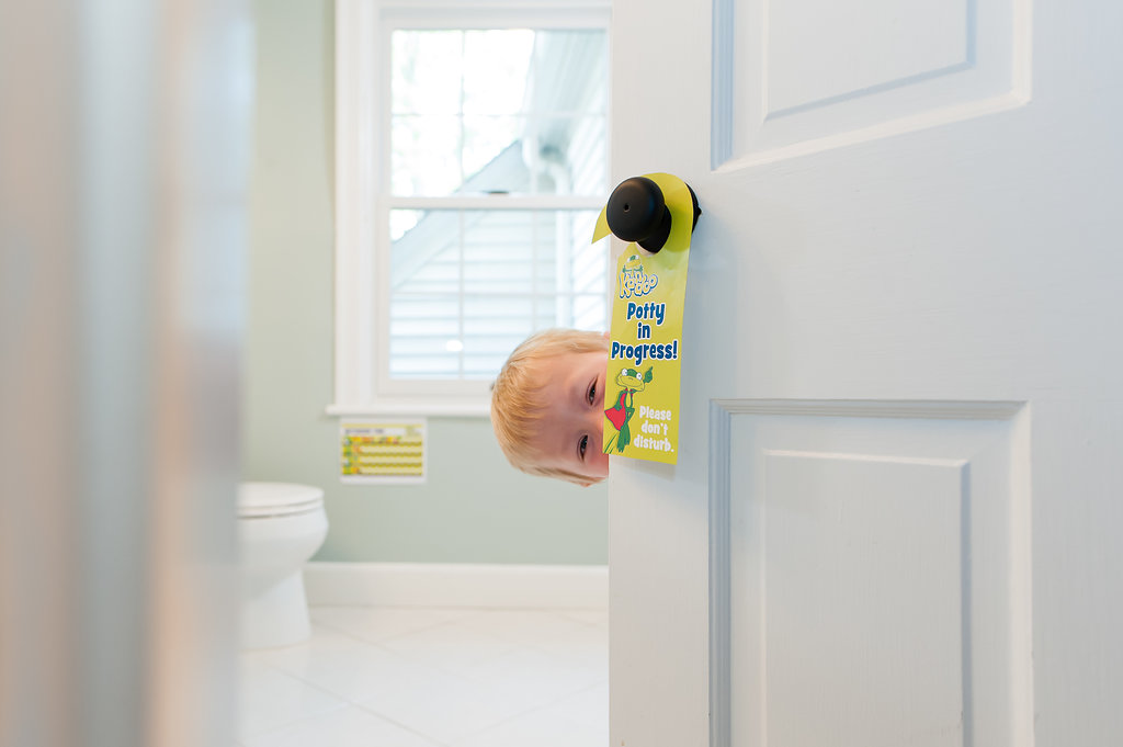 potty schedule for toddlers