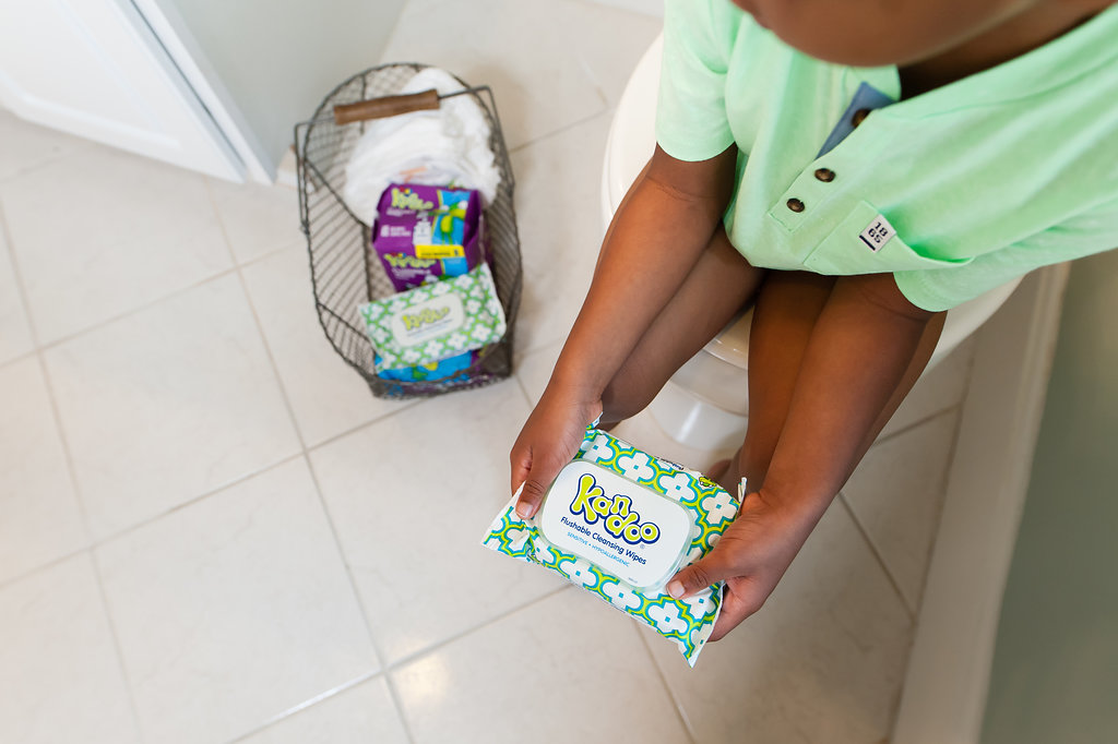 Teach Kids How to Wipe - Tips, Tricks and an Activity