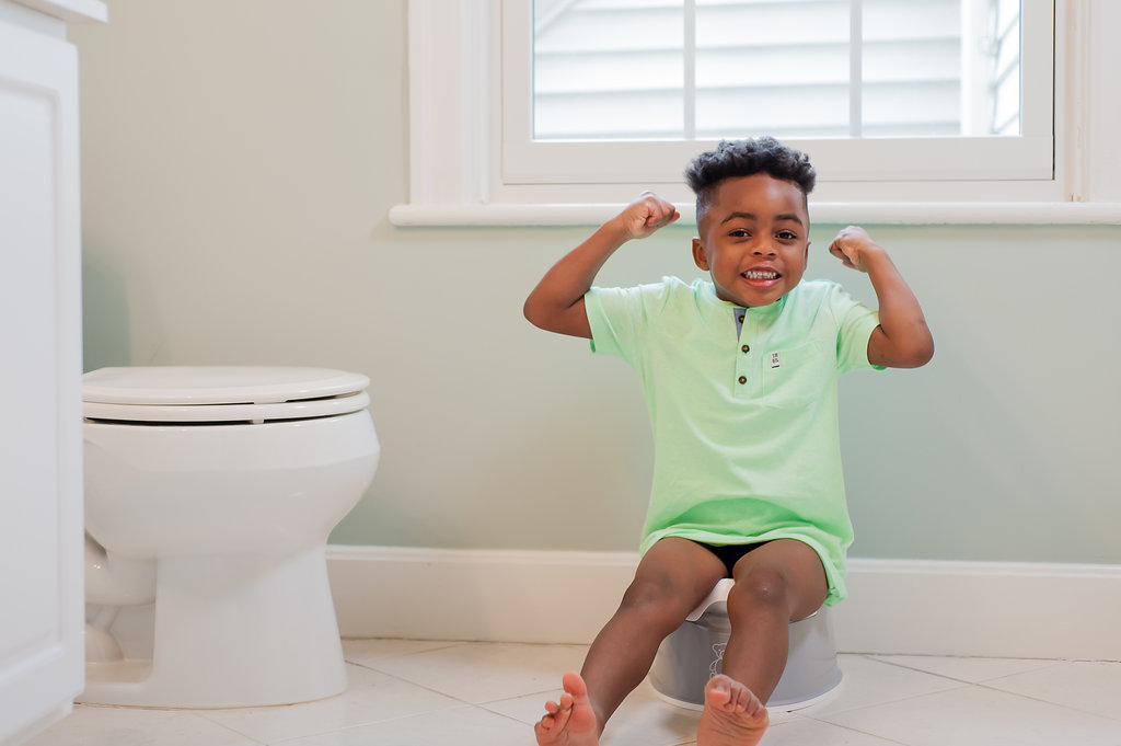 Potty Training Stubborn Kids - tips and tricks for parents