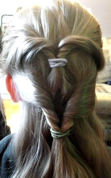 End the morning battles with these simple hairstyles for little girls!