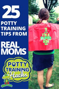 25 potty training tips from real moms