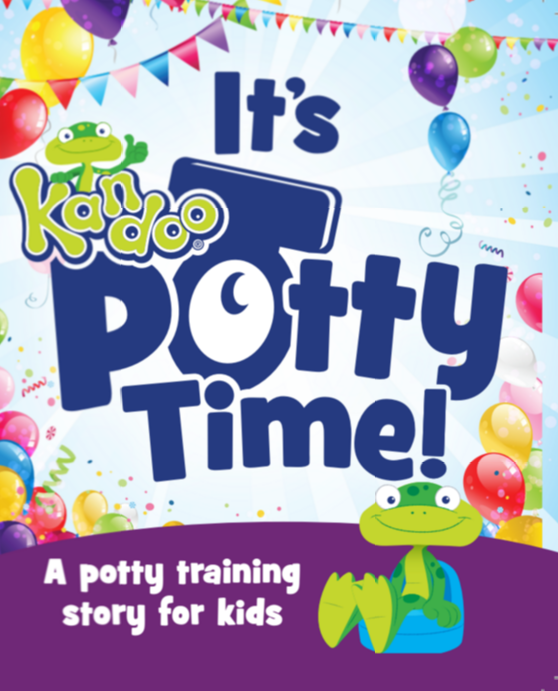 Potty training story for kids