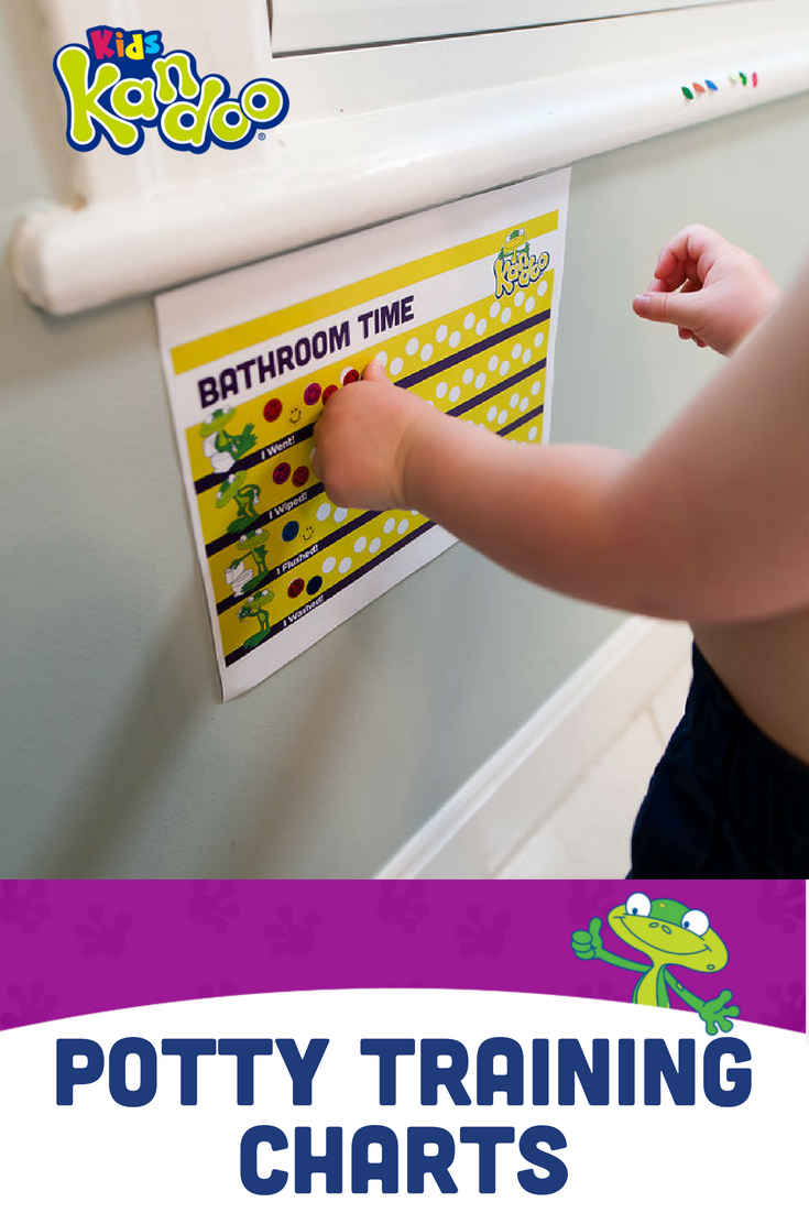 photo relating to Free Printable Potty Training Charts called The Easiest Absolutely free Do-it-yourself Potty Working out Charts